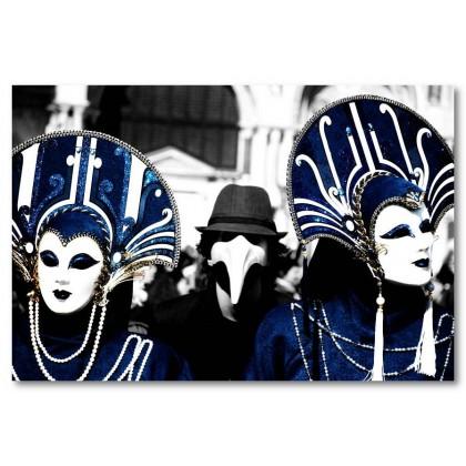 Αφίσα (καρναβάλι, μάσκα, Βενετία)